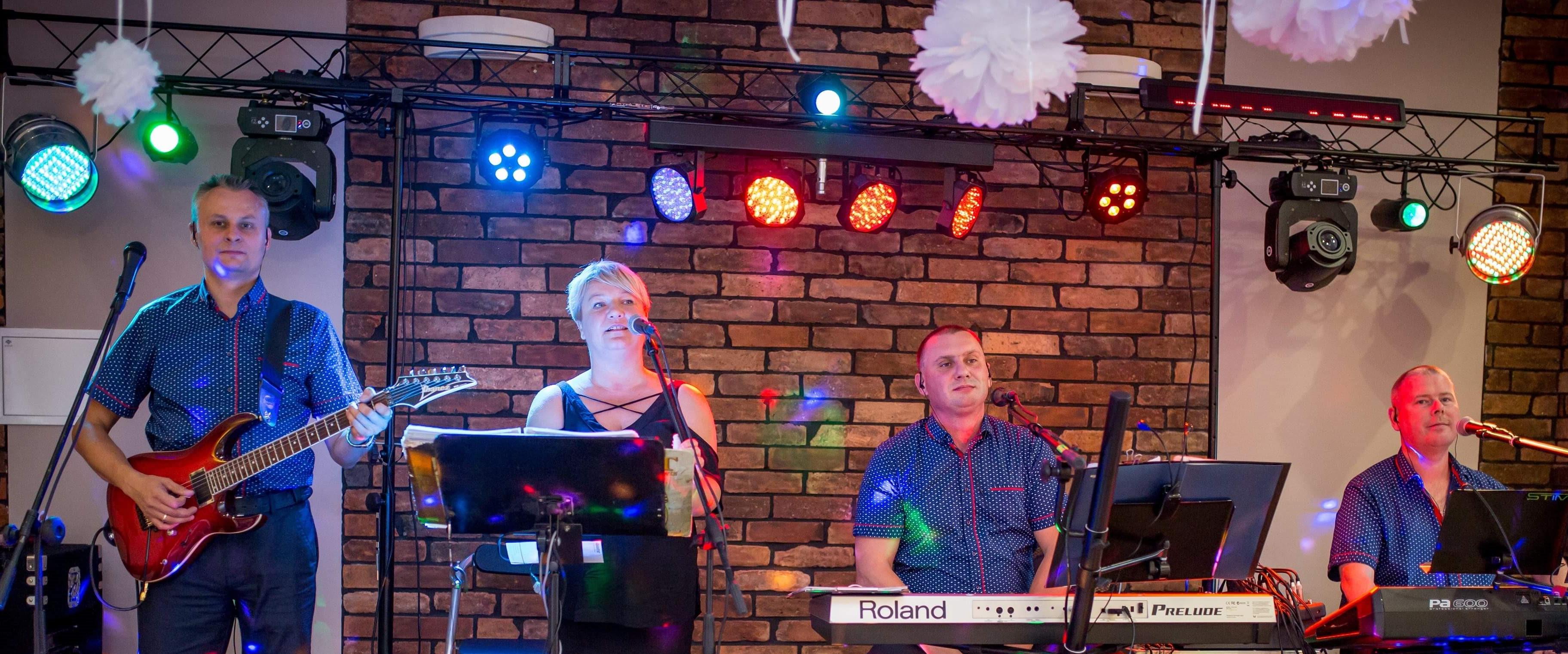 Zespół muzyczny HAPPY FOUR - Profesjonalna grupa muzyków na Twoją imprezę.